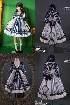Harajuku Fashion, Kawaii Fashion, Lolita Fashion, Cute Fashion, Fashion Outfits, Kawaii Dress, Kawaii Clothes, Pretty Outfits, Beautiful Outfits