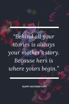 Mothers' Expectations From Her Children: A Beautiful Message For All Amazing Mothers. | Smart eNotes