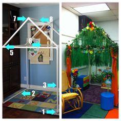 Kindergarten Reading Center