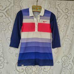 NWT Nike Golf Dri-fit top Sz XS NWT Awesome Dri-fit top from Nike Golf. Brand new, never worn. Sz XS. Sorry, no trades. Nike Tops