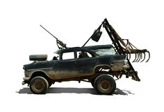 MAD MAX: FURY ROAD - Vehicle Showcase Site