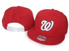 new concept 3d4a1 f7fc7 New Era MLB Washington Nationals Snapback Hats Caps Navy 4069! Only  8.90USD
