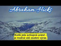 Tvarování těla - Abraham Hicks - YouTube Abraham Hicks, Youtube, Travel, Tela, Viajes, Destinations, Traveling, Trips, Youtubers