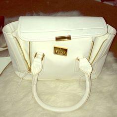 White bag Never worn white bag Bags Totes