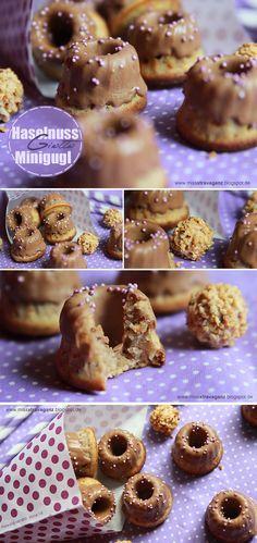 ! Miss von Xtravaganz !: [Rezept] Haselnuss - Giotto - Minigugl
