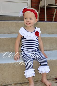 4th of July Outfit for Baby and toddler 4th Of July Dresses 5ce818712768
