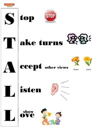 S. T. A. L. L. [a way to help children stop fighting]