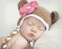 Check out this item in my Etsy shop https://www.etsy.com/listing/468246514/crochet-monkey-hat-crochet-monkey-hat