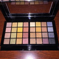 """Professional 48 Color Eyeshadow Professional 48 Color Eyeshadow with Component Powder Palette Kit. New and Never Used and In Original Packaging. Includes 3 Brushes. Case is 3.5"""" by 6"""" by 1.5"""". Miss Rose Makeup Eyeshadow"""