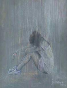 Mungkin selama ini aku salah ! salah menjadikan dirinya salah satu bagian terpenting dalam hidup ini !!!                                              - 16:45 Rain Art