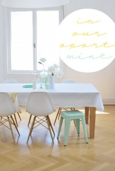 fantas-tisch: mint + dots = give away!
