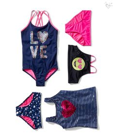Swim styles she's sure to flip for.