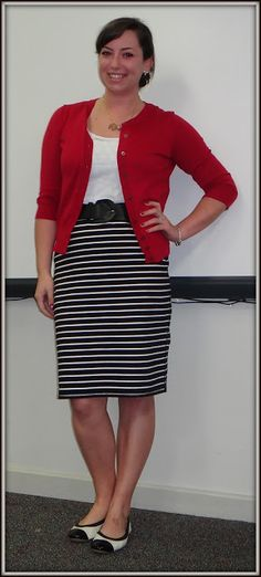 Along the Lines of Style - Cute Teacher Style Blog