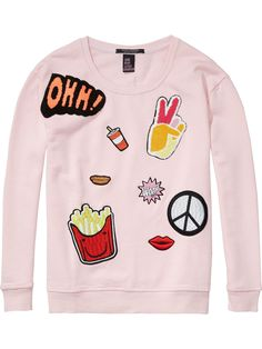 Pop Culture sweater