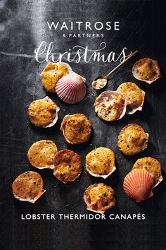 Browse the Party Food section at Waitrose & Partners and buy high quality Christmas products today. Xmas Food, Christmas Foods, Party Canapes, Perfect Roast Potatoes, Lobster Thermidor, Brandy Sauce, Lobster Dishes, Party Food Platters, Vegetarian Recipes