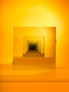 Yellow Mirror HandsPhotography by Sarah Meyohas