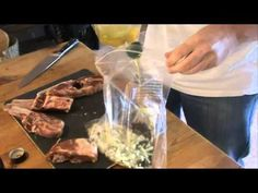 Healthy Dinner Recipe: Enoy Marinated Lamb Chops | Recipe Corner