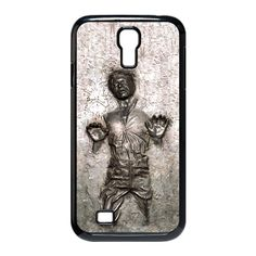 star wars frozen han solo in carbonite samsung samsung galaxy s4 i9500 case US$ 16.89