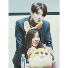 Jeon Jungkook is in a serious relationship with Chou Tzuyu. This is a tzukook fanfic, with some bangtwice moments. Exo Bts, Bts Jungkook, Super Junior, Bts Twice, Kpop Couples, Tzuyu Twice, Girl's Generation, Serious Relationship, Saranghae