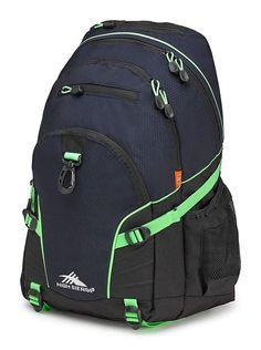 7904d8dcf73c High Sierra Loop Backpack Description High Sierra designs feature-rich
