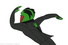 Thane Krios from Mass Effect (gif)