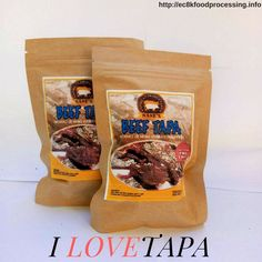 I love tapa !! for more info visit us! ec8kfoodprocessing.info  #Ilovetapa #ec8kfoodprocessing #tapa #beef Beef Tapa, Curing Salt, Beef Sirloin, Fried Beef, Snack Recipes, Snacks, The Cure, Chips, Tasty