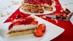 Toffifee-Pralinen - ein sündiges Mitbringsel - Tasty-Sue Super Torte, Cheesecake, Food And Drink, Desserts, Muffins, Pie, Round Cakes, Strawberry Cakes, Strawberries