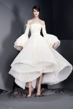 Haute Couture Spring Summer 2017 Ashi Studio