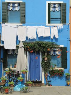 Burano. Italy