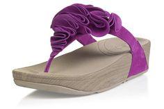 5ab1b569dd3 Fuchsine Womens Fitflop Frou Sandals For Cheap