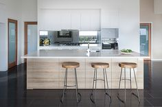 polytec Natural Oak Ravine - Architectural & Interior Design Photographer in Queensland
