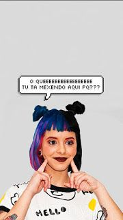 Melanie Martinez - Bloqueio de Tela / Lockscreen - Melanie Martinez Downs Zone