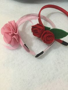 Felt hairbands