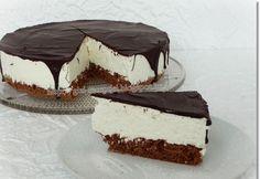 A legfinomabb Túró Rudi torta receptje Hungarian Recipes, Hungarian Food, Recipe Mix, Brownie Cake, Top 5, Eat Dessert First, Sweet And Salty, No Bake Desserts, Cake Cookies