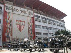 Stadio Ramon Sanchez Pizjuan, FC Real Betis, Spain.