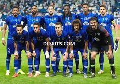 Soccer Kits, Soccer Games, League Gaming, Afc Champions League, Blue Stockings, Famous Sports, Sports Brands, Goalkeeper