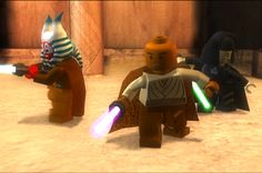 LEGO.com Videogames LEGO® Video Games - LEGO® Star Wars™: The Complete Saga - About The Game - Screenshots - Xbox 360