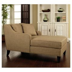 Freemont Chaise. I'd love this for our master bedroom