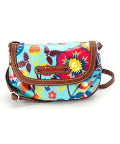 Lily Pad Taylor Mini Crossbody Bag | zulily