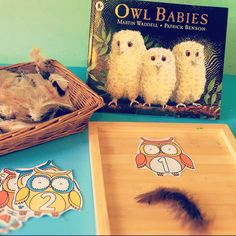 (This post contains affiliate links) We've had such a crazy week of Halloween and Diwali activities so it was lovely to take a break from it today with this simple maths activity based on the book Owl Babies by Martin Waddell which is also...