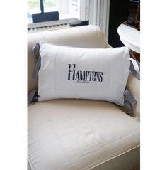 Happy Hamptons Pillow Cover blue 65x45 - New Arrivals   Rivièra Maison