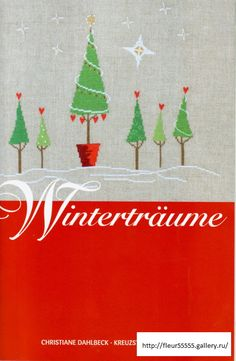 Whole book full of lovely Christmas themed patterns