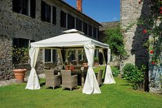 Terrazzo, Aluminium, Shed, Outdoor Structures, Adele, Design, Top, Pipes, Gazebo