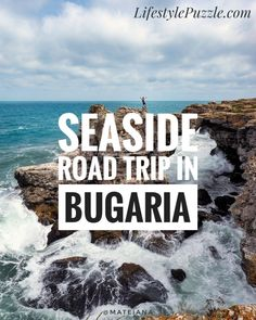 Seaside Holiday in Bulgaria (Sandy beaches, Rocky Shores and Lavender Fields) LifestylePuzzle.com