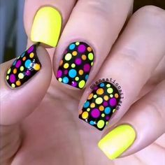 45 Creative and Pretty Nail Designs Ideas - Latest Fashion Trends