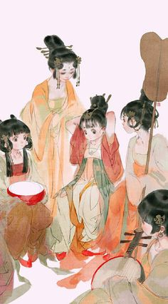 Chinese Drawings, Chinese Art, Character Illustration, Illustration Art, Character Art, Character Design, Historical Art, Inspirational Artwork, Pretty Art