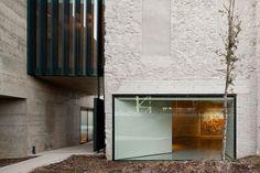BAAS Jordi Badia, Pedro Pegenaute, Fernando Guerra / FG+SG · Museo CAN FRAMIS · Divisare