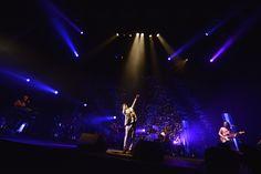 中田裕二 ソロ初となる中野サンプラザで魅せたドラマティックな『LIBERTY』の世界 | 歌詞検索UtaTen(うたてん)