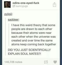 Love: it's a science