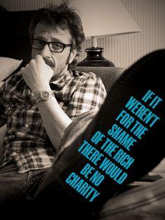Marc Maron--no longer just a podcast!  (Thanks, IFC!)